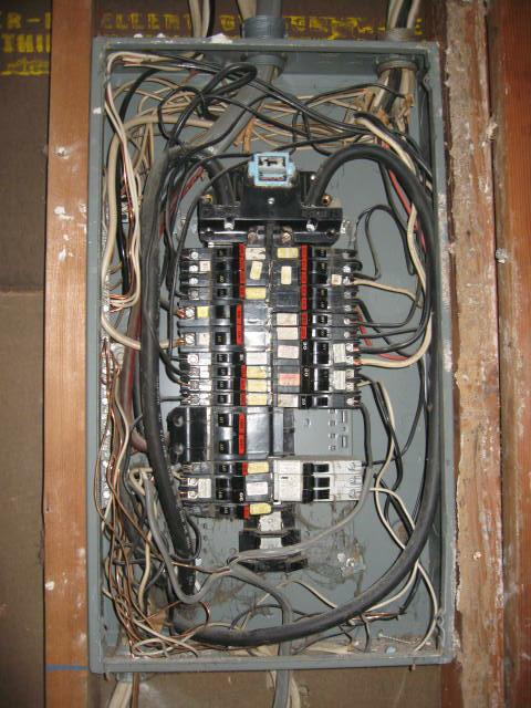Electrical Panel Wiring in Vancouver WA | Bullseye Electric 360-450 ...